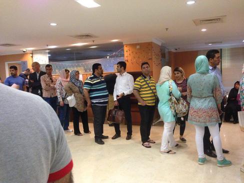 رای گیری در مالزی