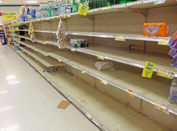 قفسه سوپرمارکت قطر