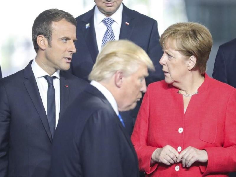 آنگلا مرکل: دیگر نمیتوان به آمریکا تکیه کرد
