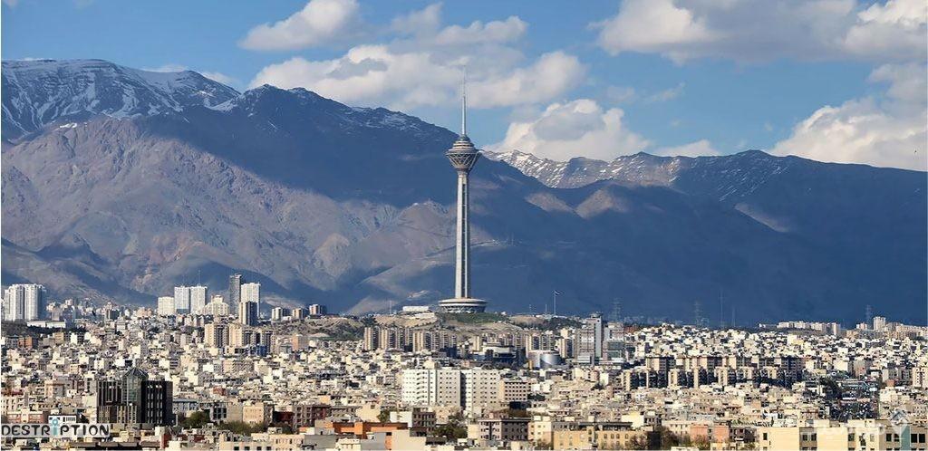 قیمت آپارتمان در پایتخت/ بازار مسکن در تهران / برج میلاد