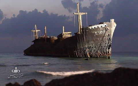 کشتی یونانی2