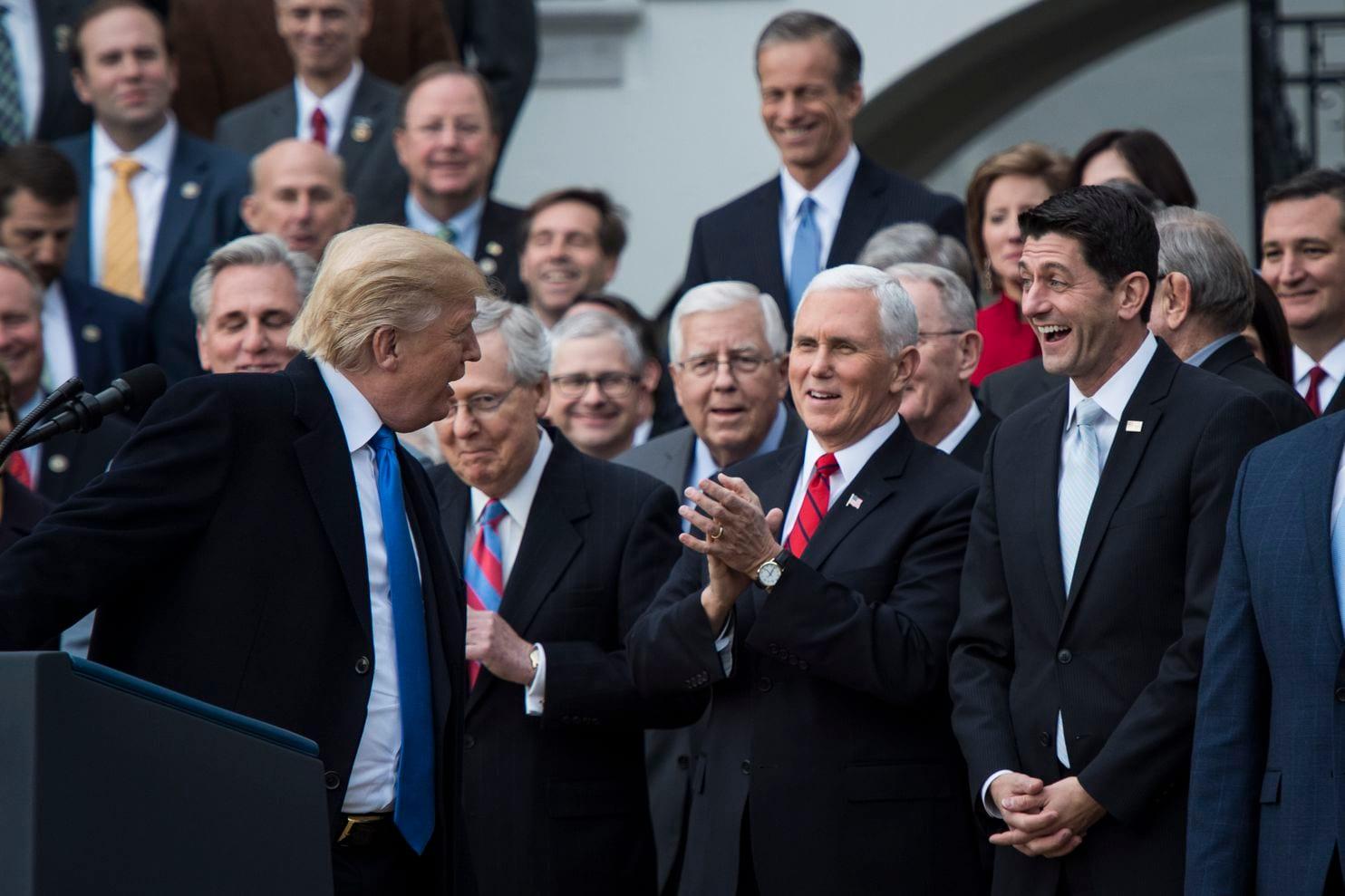 «جمهوریخواهان علیه جمهوریت» ترامپ