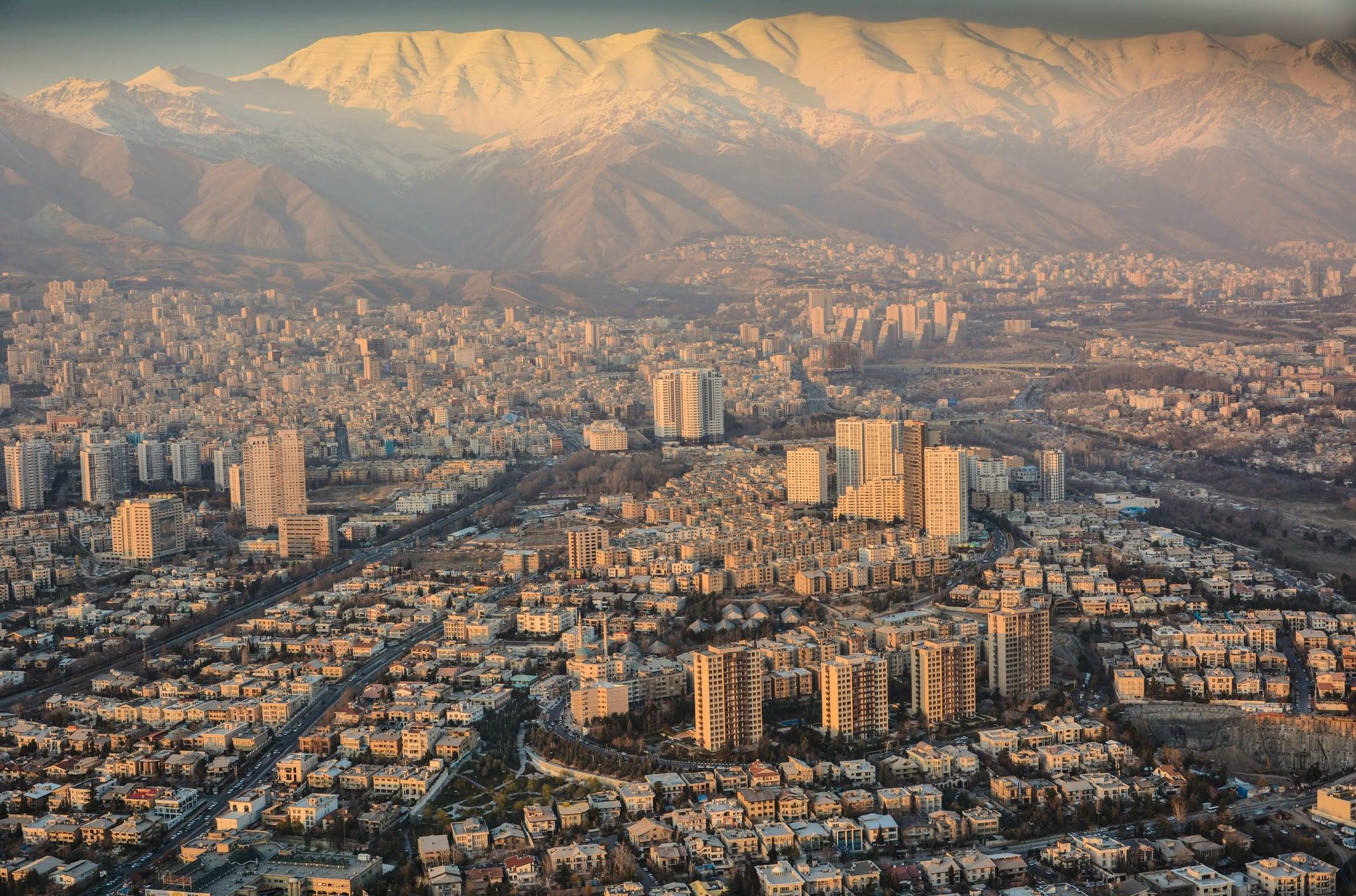 مسکن-تهران