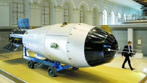 بمب هیدروژنی