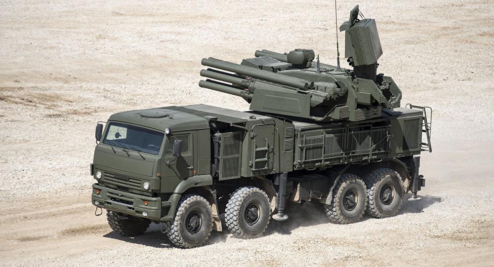 سامانه دفاعی جنگی