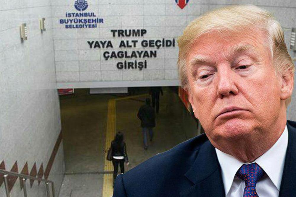 ترامپ استانبول