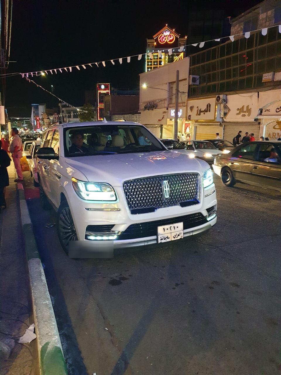 خودرو آمریکایی در ایران