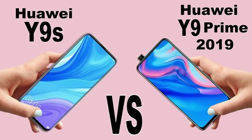 Huawei-Y9s-vs-Huawei-Y9-Prime