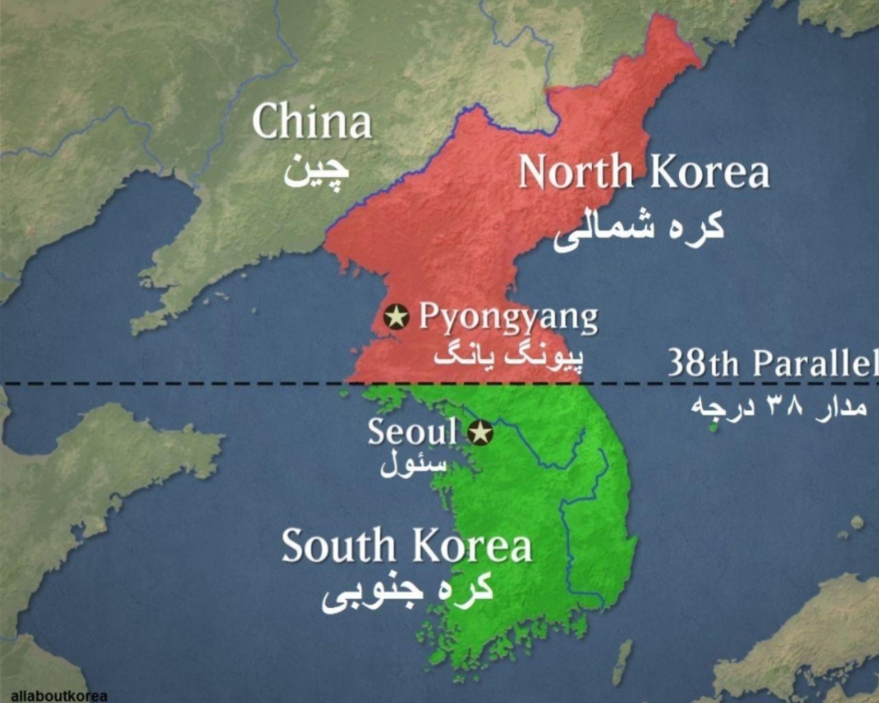 نقشه کره