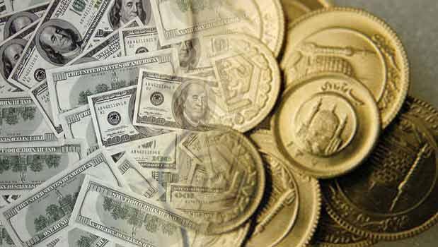 سکه و دلار در ایستگاه آخر همسو شدند
