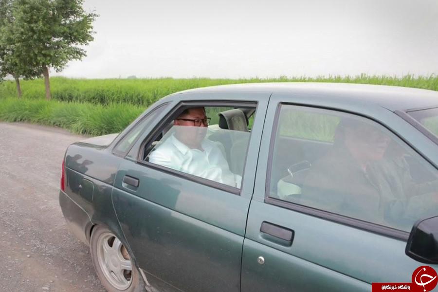 اتومبیل از رده خارج کیم جونگ اون سوژه رسانهها شد