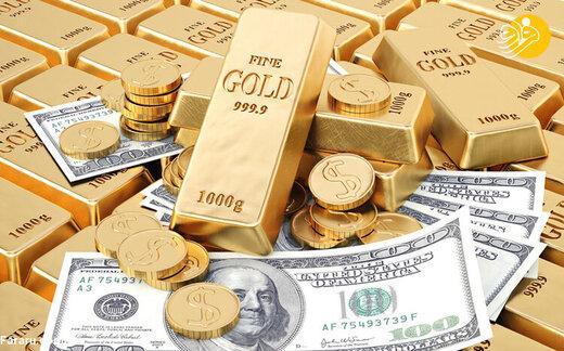 طلا و سکه و دلار