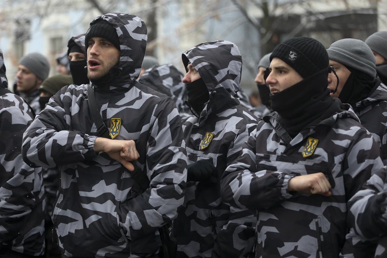 تنش در اوکراین
