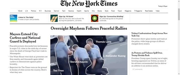 نیویورک1 تایمز