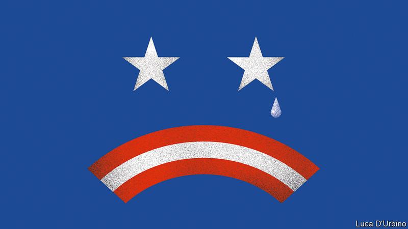 انتخابات زشت آمریکا