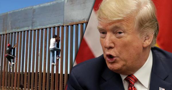 ترامپ / دیوار مرزی مکزیک