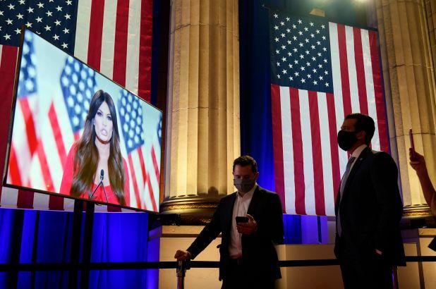 آشفتهبازار اردوگاه محافظهکاران همزمان با کنوانسیون ملی جمهوریخواهان