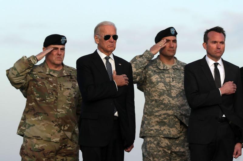جو بایدن حمله نظامی عربستان به یمن حوثیها