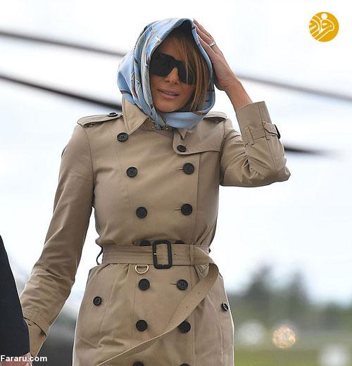 ملانیا ترامپ