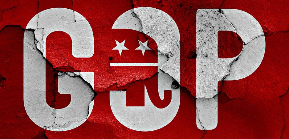 رژه فیلهای جمهوریخواه علیه ترامپ