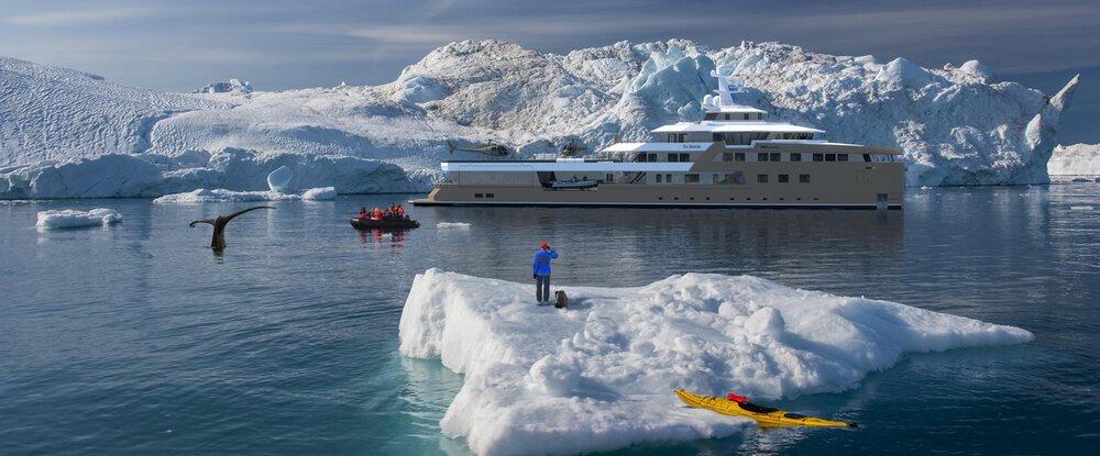 کشتی یخ شکن