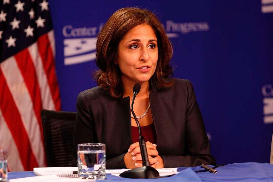 تیم اقتصادی دولت بایدن نیرا تندن (Neera Tanden)