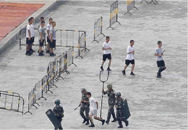 سلاح چینی ها