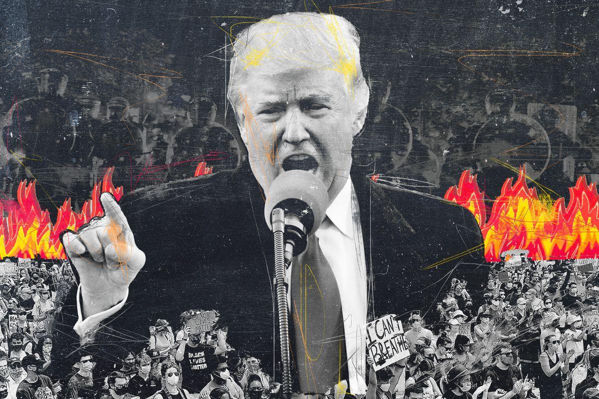 شورش ترامپ