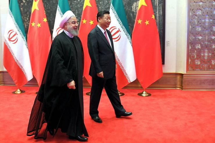 برنامه جامع همکاری 25 ساله ایران و چین