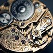 تصاویری از ساخت ساعت