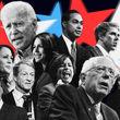 در مناظره نامزدهای دموکرات انتخابات ریاستجمهوری آمریکا چه گذشت؟