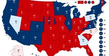 چرایی تاخیر در نتایج انتخابات آمریکا