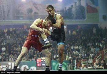 ایران و آمریکا در فینال جام جهانی کشتی