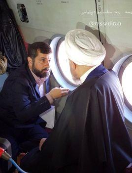 حسن روحانی: از خوشحالی کشاورزان اهوازی با اجرای طرح تأمین آب خوشحالیم