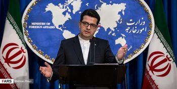 سخنگوی وزارتخارجه: ائتلافهای آمریکایی جز اسمی بیمسمی نیست