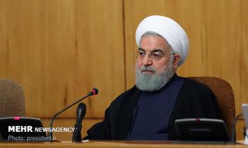روحانی: تنگتر شدن فیلتر انتخابات، نتیجه مثبتتر نخواهد داشت/ دوران اثرگذاری فشار حداکثری تمام شد