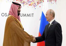 گفتوگوی بنسلمان و پوتین درباره حمله به آرامکو