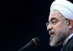 روحانی: آمریکاییها هر دوهفته یک بار پیام مذاکره میفرستند +فیلم