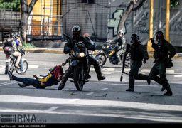 ونزوئلا در مرز انفجار / 5 کشته در تظاهرات ضد دولتی