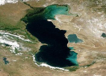 استفاده از واژه کاسپین به جای خزر به اندازه نام جعلی برای خلیج فارس اشتباه است