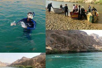نجات معجزه آسای 4 مفقود حادثه رودخانه دز پس از یک روز