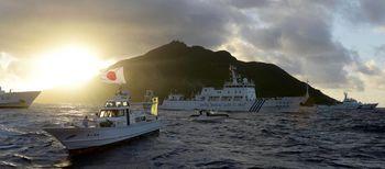 احتمال درگیری نظامی چین و آمریکا در مرز ژاپن