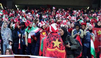 سهم زنان از سکوهای استادیوم آزادی مشخص شد