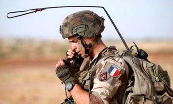 مرگ دلخراش سرباز فرانسوی