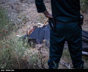 عکس های کامل مراسم اعدام قاتل آتنا اصلانی