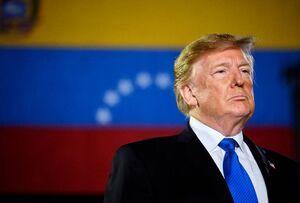 خبر مهم ترامپ درباره ونزوئلا