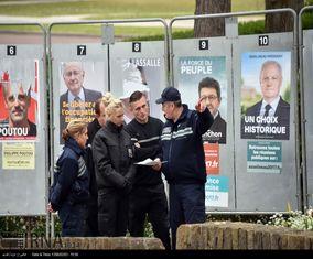 برگزاری انتخابات ریاست جمهوری فرانسه