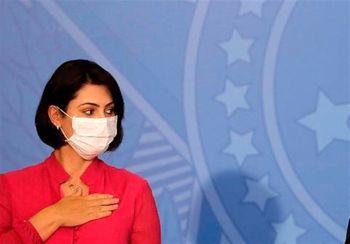 همسر آقای رئیس جمهور مبتلا به کرونا شد