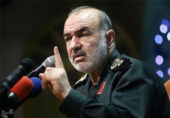 جانشین فرمانده سپاه: آمریکا شرایط جنگ را ندارد