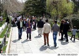 پایان دوره جوانی ایرانیان